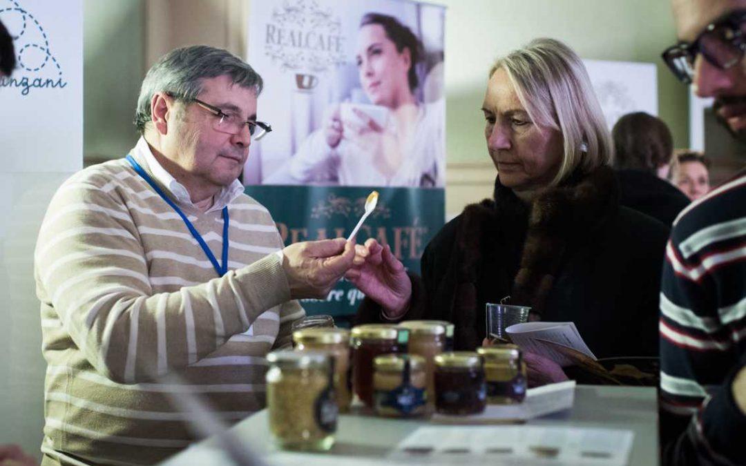 Apicoltura e infusioni a freddo al festival del tè